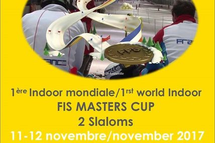Amneville Première coupe Indoor Masters internationale (FIS Masters Cup) Les 11 & 12 novembre