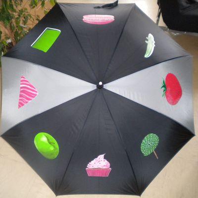 Custom parapluie