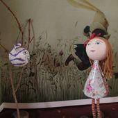 à propos d'Alice - Le petit peuple de papier