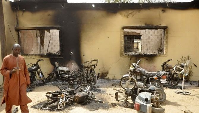 Imágenes de los atentados de Boko Haram en Camerún.- El Muni.
