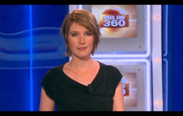 [2012 06 29] LUCIE NUTTIN - BFM TV - WEEK-END 360 @21H00