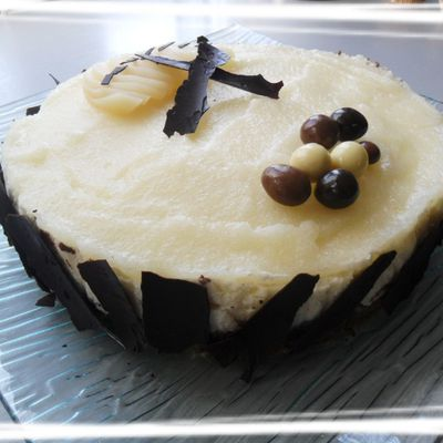 Bavarois Poires Chocolat...