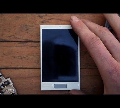 un smartphone par bloc, et réparable par bloc !