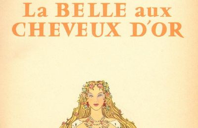 La Belle aux Cheveux d'Or, un conte illustré par Vittorio Accornero