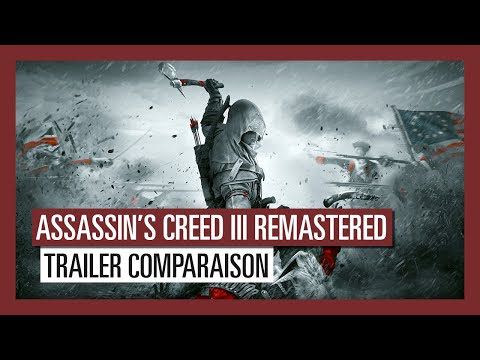 [ACTUALITE] Assassin's Creed III Remastered sortira le 29 mars