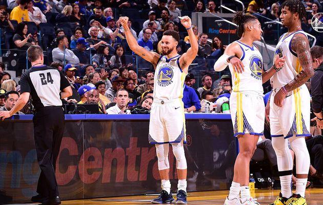 Les Warriors vont entamer la saison 2019-2020 avec un nouveau statut