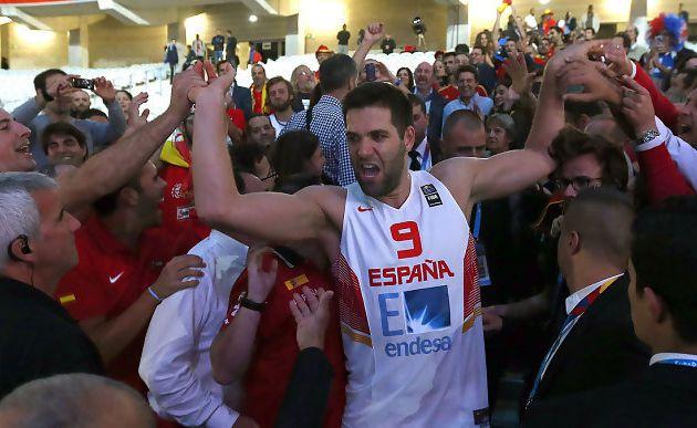 Felipe Reyes met un terme à sa carrière internationale