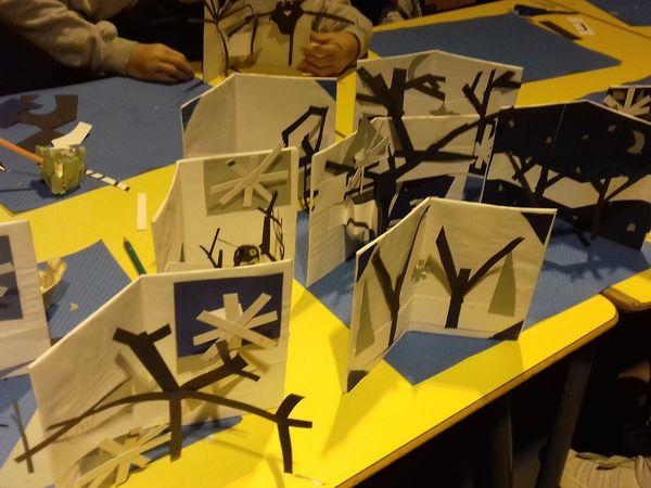 Les ateliers illustrés avec la Médiathèque de Mouans Sartoux pour la Nuit de la lecture !