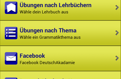 Learn German with this app for Android ( free)!