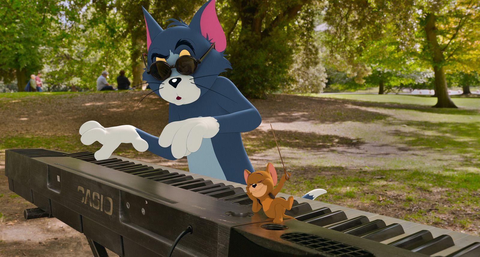 Tom et Jerry (BANDE-ANNONCE) avec Chloë Grace Moretz, Michael Peña, Ken Jeong - Le 19 mai 2021 au cinéma