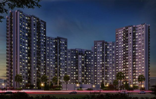 Godrej 24 Manyata | 1 to 3 BHK Premium Apartment | Off Sarjapur Road | East Bangalore