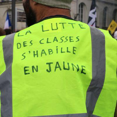 La lutte des classes s'habille en jaune