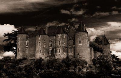Donjon et chateau