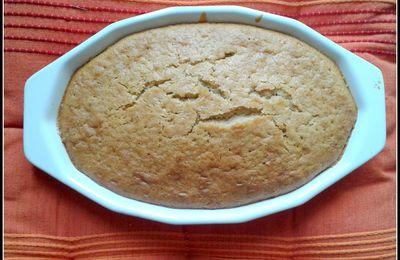 Gâteau à la violette (à partir des bonbons)