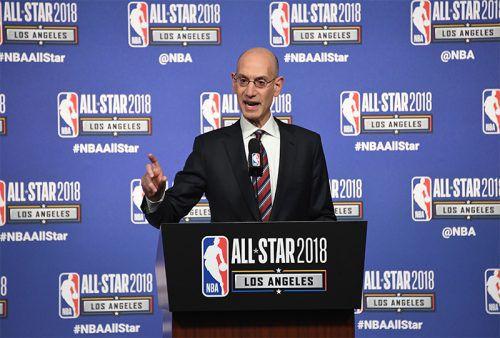 NBA : vaccin exigé pour le personnel en contact avec joueurs et arbitres