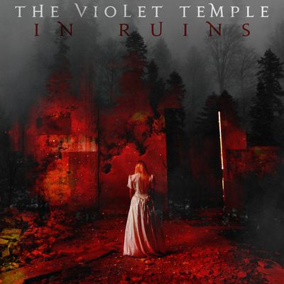 The violet temple - In ruins