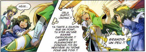 """Les Indiscrétions Du Livre d'Or N°159 : """"Adeyrid et Jadina ne seront pas liées par le sang"""""""