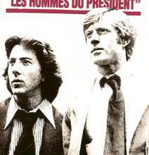 Ciné- cure.........................Les hommes du président.
