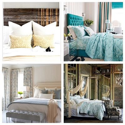 L❤FH this kind of bedroom styles! Think I'm about to change mine