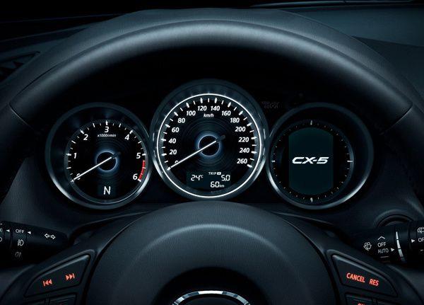 Album - Mazda CX-5 2013