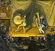 Le Cirque ambulant (Wanderzirkus) 1905