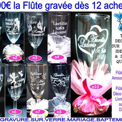 Flute Mariage-