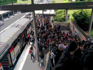 [Vidéo] Retour sur l'action de blocage à la Vallée Village du Val d'Europe dimanche 15 mai