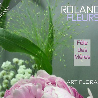 Fleurs et cadeaux fête des mères à Narbonne