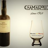 Dailuaine 1981 Samaroli - Passion du Whisky