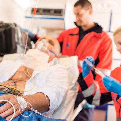 ¿Soy una enfermera de emergencias?