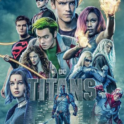 Titans, saison 2, épisode 5 (Akiva Goldsman, Greg Berlanti, Geoff Johns, Sarah Schechter)