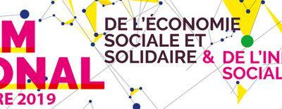 """""""Comment coopérer avec la sociocratie"""" au forum de l'ESS"""