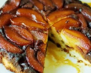 Tarte tatin Weight Watchers