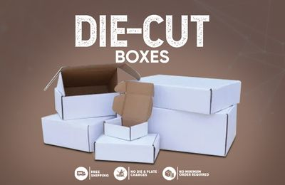 Make Your Goods More Branded with Die-Cut Boxes NYC