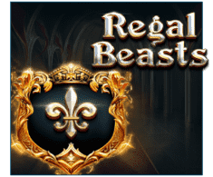 machine a sous en ligne Regal Beasts logiciel Red Tiger Gaming