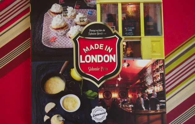 Made in London (giveaway inside)