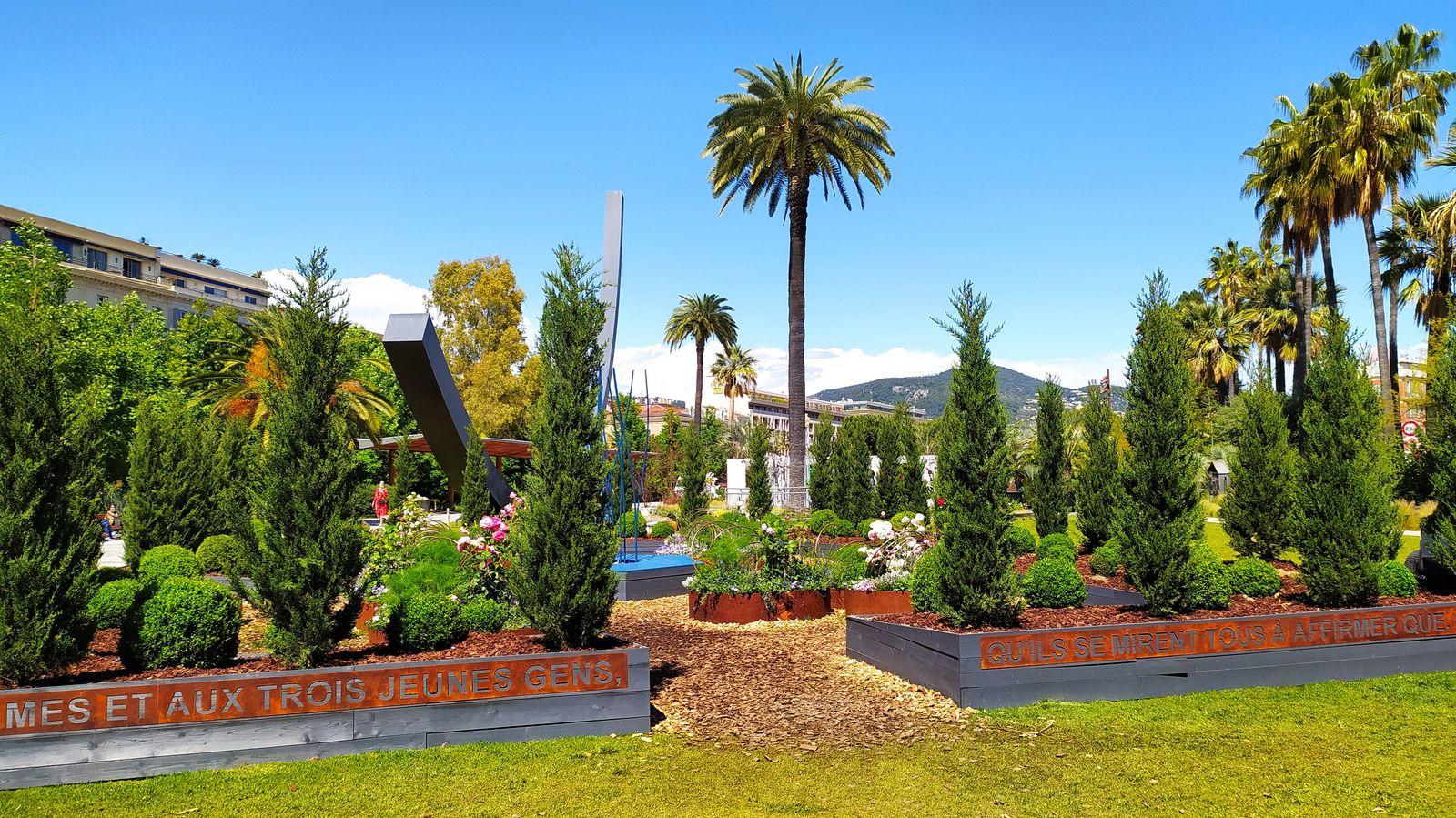 Jardins de Nice