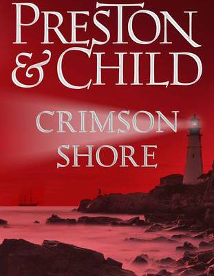 Crimson Shore (Pendergast #15) by Douglas Preston