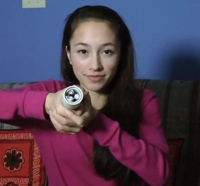 Women Rock Science: 15 Year Old Girl Invents No...