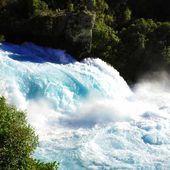 Huka Falls, La plus belle chute de Nouvelle-Zélande