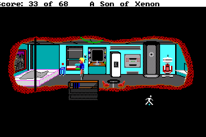 [TEST] Space Quest Son Of Xenon / PC