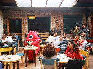 MONSTRO – END OF THE TRIP