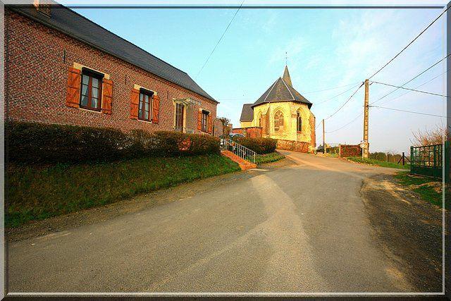 Diaporama église fortifiée de Saint Gobert