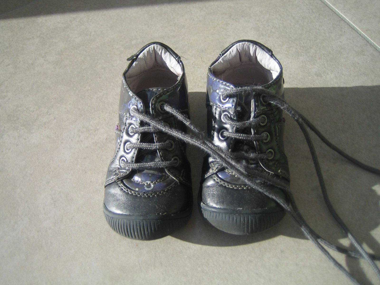 """CHAUSSURES """"SUCRE D'ORGE"""""""