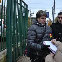 Non à la suppression des contrôleurs SNCF dans les TER Paris - Beauvais