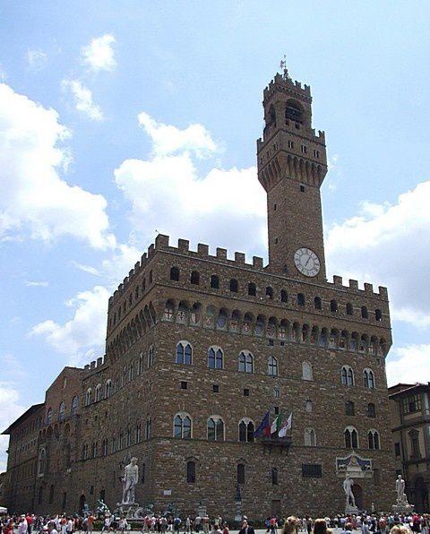 Diaporama Palazzo-Vecchio à Florence