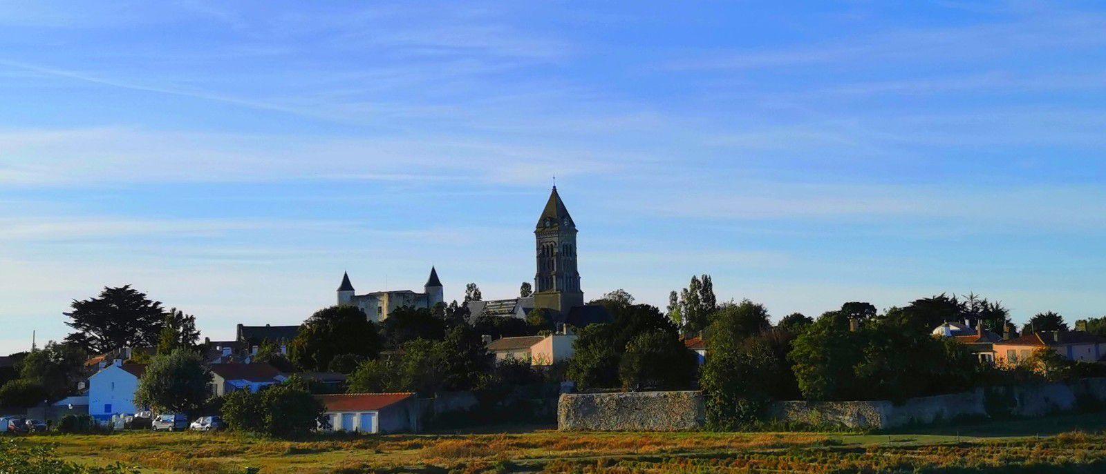 Retour à Noirmoutier