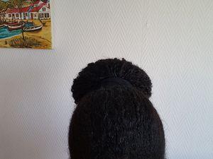 5 coiffures à partir d'un Twist out