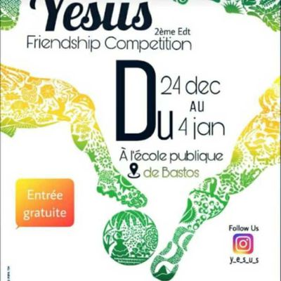 YESUS 2eme Edition Frienship Competition