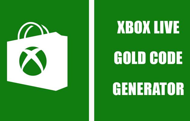 {2020} Free Xbox Live Codes Generator | Xbox Live Gold Code (No Human Verification) (No Survey)